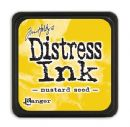 Tim Holtz® Distress Mini Ink Pad from Ranger - Mustard Seed